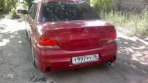 Автомалиновка Mitsubishi Lancer