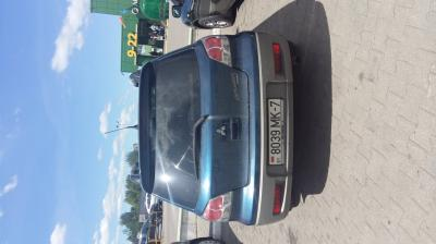 Mitsubishi Outlander I