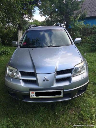 Mitsubishi Outlander II