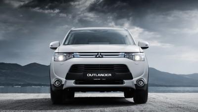 Mitsubishi Outlander III