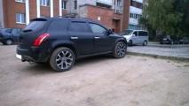 Автомалиновка Nissan Murano