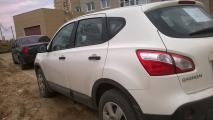 Автомалиновка Nissan Qashqai