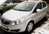 Автомалиновка Opel Corsa