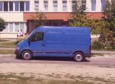 Автомалиновка Opel Movano