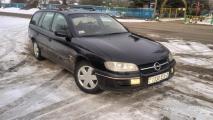 Автомалиновка Opel Omega B