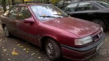 Автомалиновка Opel Vectra