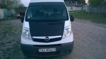 Автомалиновка Opel Vivaro