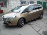 Автомалиновка Opel Zafira Tourer