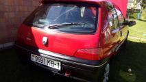 Автомалиновка Peugeot 106