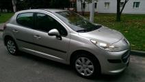 Автомалиновка Peugeot 207