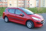 Автомалиновка Peugeot 207 SW