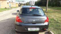 Автомалиновка Peugeot 308