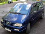 Автомалиновка Peugeot 806