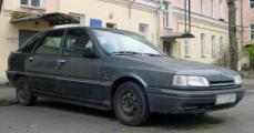 Автомалиновка Renault 21