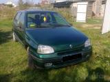 Автомалиновка Renault Clio 2
