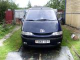 Автомалиновка Renault Espace
