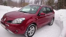 Автомалиновка Renault Koleos