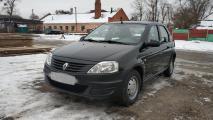 Автомалиновка Renault Logan