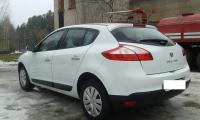 Автомалиновка Renault Megane 3