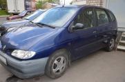 Автомалиновка Renault Megane Scenic