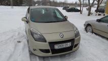 Автомалиновка Renault Megane Scenic 3