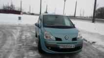 Автомалиновка Renault Modus