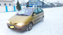 Автомалиновка Renault Scenic