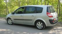 Автомалиновка Renault Scenic 2