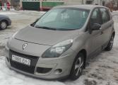 Автомалиновка Renault Scenic 3