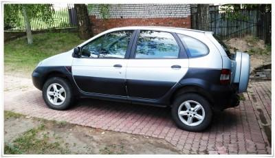 Renault Scenic RX-4