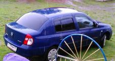 Автомалиновка Renault Symbol