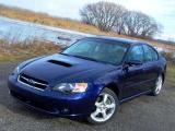 Автомалиновка Subaru Legacy
