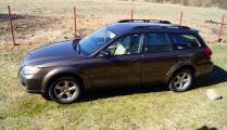 Автомалиновка Subaru Outback