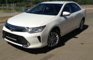 Автомалиновка Toyota Camry