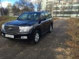 Автомалиновка Toyota Land Cruiser