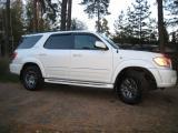 Автомалиновка Toyota Sequoia