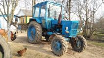 Автомалиновка Трактор МТЗ
