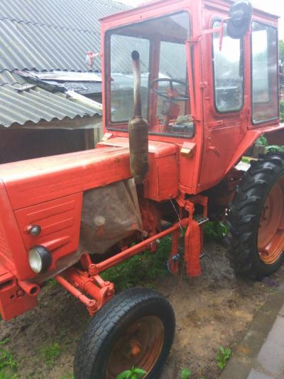 Трактор ВТЗ