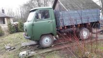 Автомалиновка УАЗ 3303 головастик
