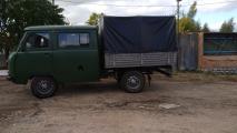 Автомалиновка УАЗ 3909 фермер