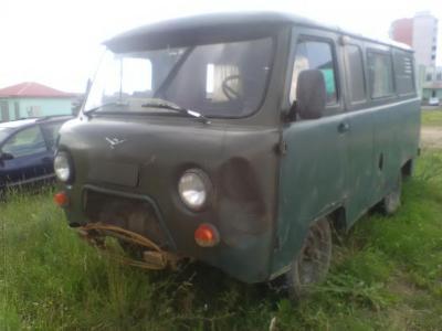 УАЗ 3909 фермер