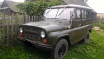 Автомалиновка УАЗ 469