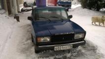 Автомалиновка ВАЗ 2107