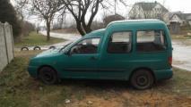 Автомалиновка Volkswagen Caddy