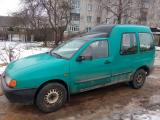 Автомалиновка Volkswagen Caddy
