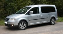 Автомалиновка Volkswagen Caddy Maxi