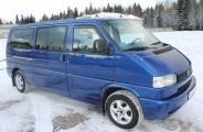 Автомалиновка Volkswagen Caravelle