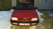 Автомалиновка Volkswagen Golf 3