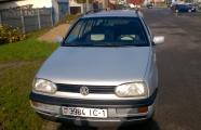 Автомалиновка Volkswagen Golf 3