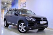 Автомалиновка Volkswagen Touareg 2